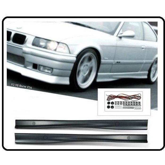 2 BAS DE CAISSE M3 BMW SERIE 3 E36 BERLINE COUPE CABRIOLET COMPACT