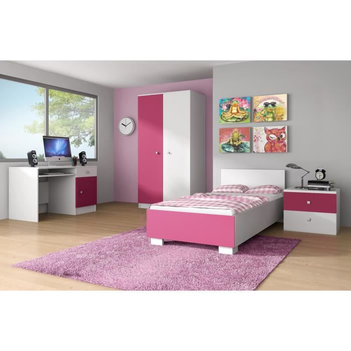 chambre enfant cdiscount maison design. Black Bedroom Furniture Sets. Home Design Ideas