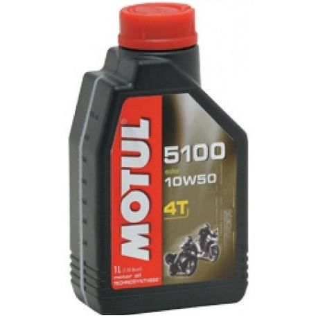 motul 5100 4t 10w50 ester 1l huile moto achat vente huile moteur motul 5100 4t ester 10w50. Black Bedroom Furniture Sets. Home Design Ideas