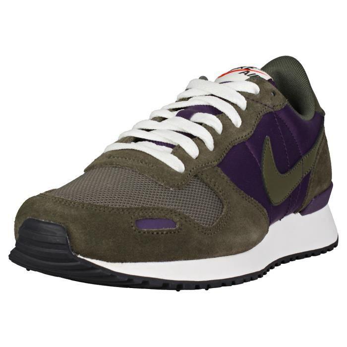 Nike Air Vortex Homme Baskets Violet Vert