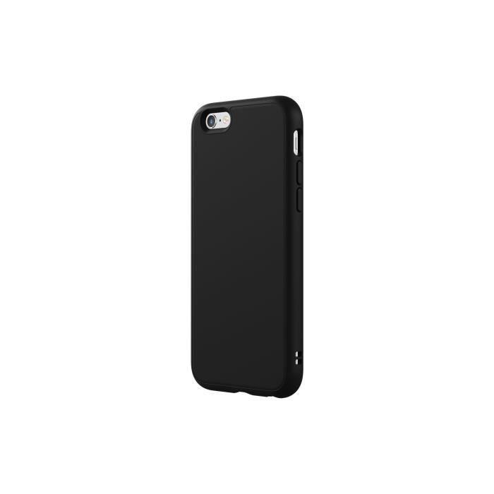 rhinoshield coque solidsuit pour iphone 6 noir c