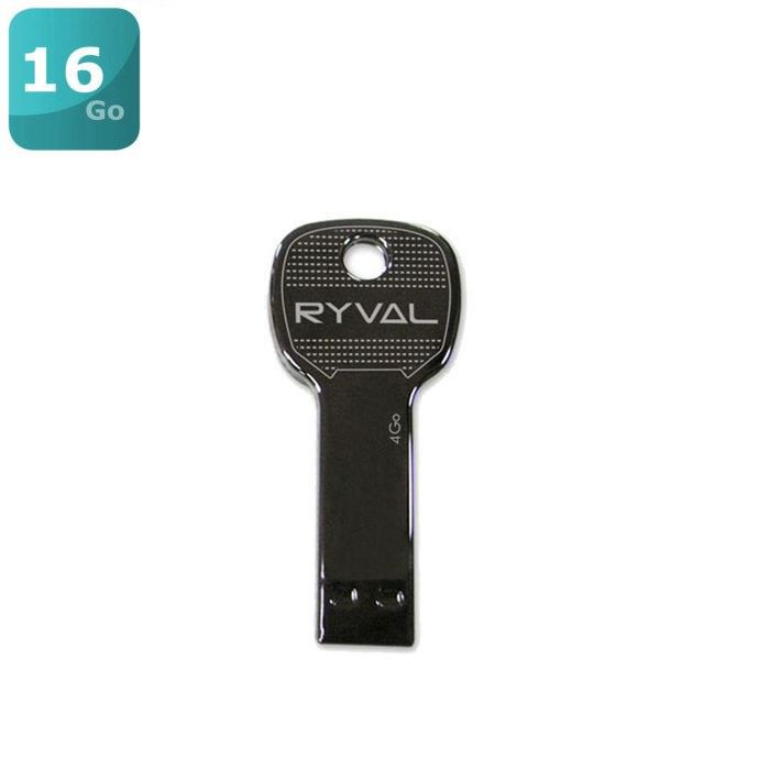 ryval cl usb 16go lock noire achat vente cl usb ryval cl usb 16go lock n cdiscount. Black Bedroom Furniture Sets. Home Design Ideas