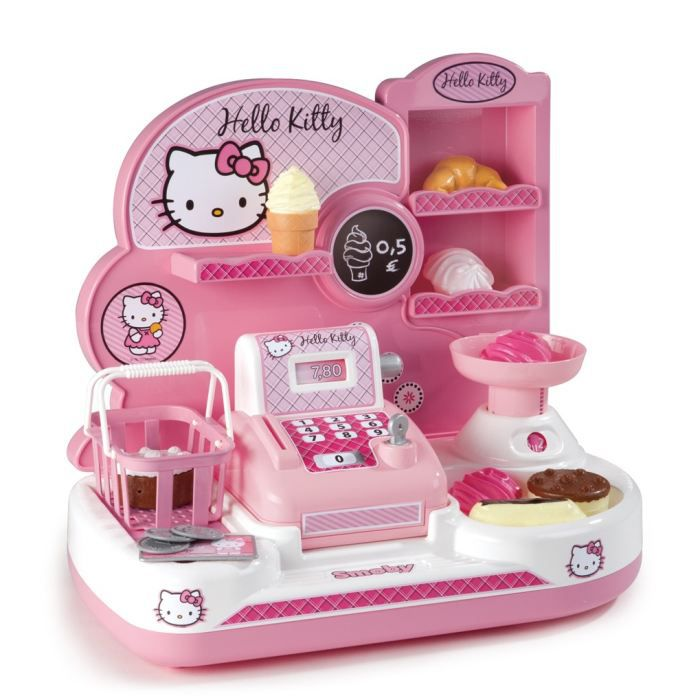 hello kitty caisse enregistreuse p tisserie achat. Black Bedroom Furniture Sets. Home Design Ideas