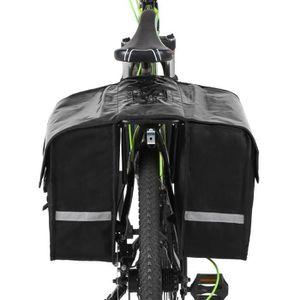 Hama 3 cadre vélo cycle velo Sac Arrière Vélo Rack Support Résistant à l/'eau