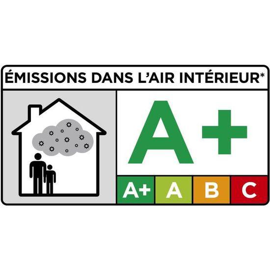 Ripolin Peinture Blanche Monocouche Pour Murs Plafonds Boiseries Et Radiateurs Blanc Mat 10l