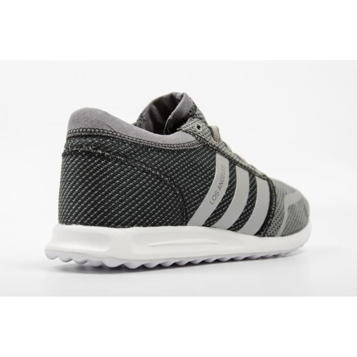 Baskets Adidas Los Angeles S42020 grises.