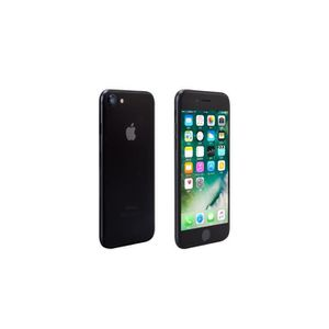 SMARTPHONE APPLE iPhone 7 Noir Mat 256 Go Occasion Comme Neuf