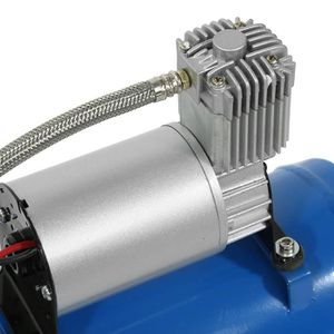 COMPRESSEUR AUTO Gonfleur de pneu de compresseur d'air, pompe à hau