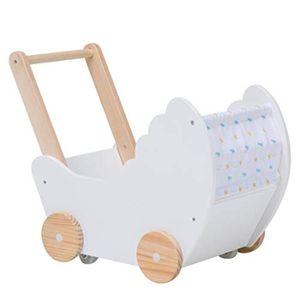 LANDAU - POUSSETTE Poupon X24SE Marcheur de poussettes de poupée en b