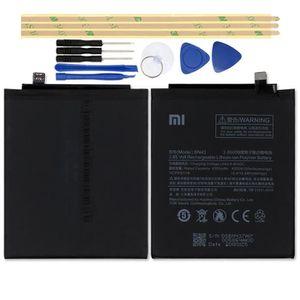 Batterie téléphone Mcdark 4000mAh BN43 Batterie Pour Xiaomi Redmi Not