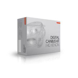 AMPOULE TABLEAU BORD Kit XENON H1 Canbus luxe dernière génération 6000K