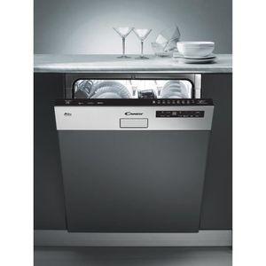 LAVE-VAISSELLE CANDY CDS2D35X - Lave vaisselle encastrable - 13 c