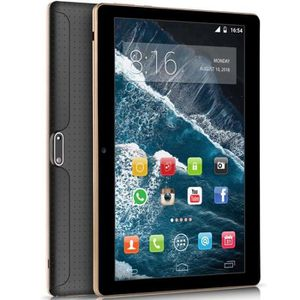 TABLETTE TACTILE BEISTA Tablette tactile K107 - 64Go - 4Go RAM - 10