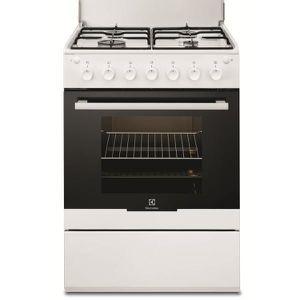 CUISINIÈRE - PIANO Cuisinière gaz ELECTROLUX EKG61102OW