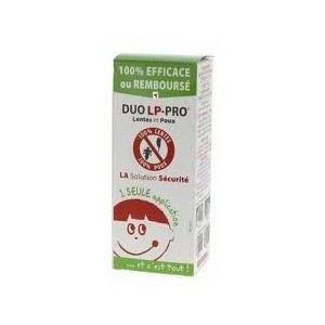 ANTI-POUX Duo LP-PRO lentes et poux Lotion 150 mL