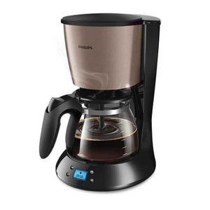 CAFETIÈRE PHILIPS HD7459 Cafetière à filtre - 15 tasses - 10