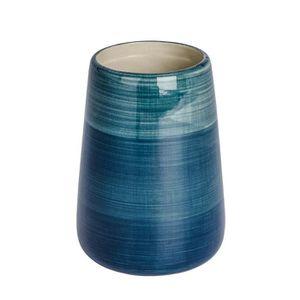 SET ACCESSOIRES Gobelet à dents Pottery pétrole - 22646100