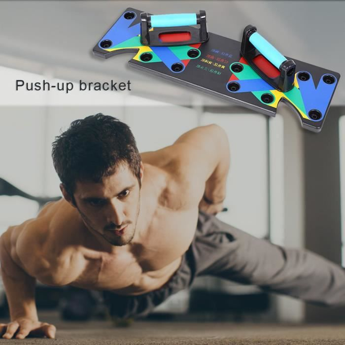 Multifunctional Push-Up Support Male Fitness Body Equipment Home Practice Chest Muscle Arm Muscle Type Small Plate