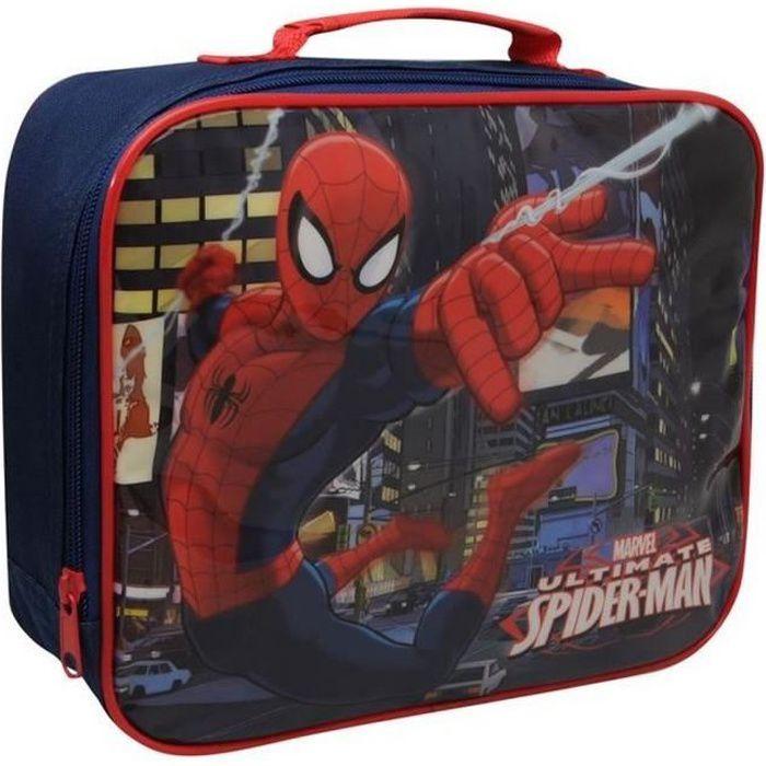 Lunch Box Enfant Marvel Spiderman