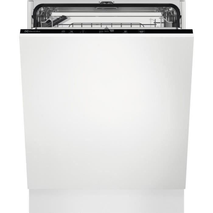 Lave-vaisselle tout intégrable ELECTROLUX EEA627201L - 13 couverts - Induction - L60cm - 46dB