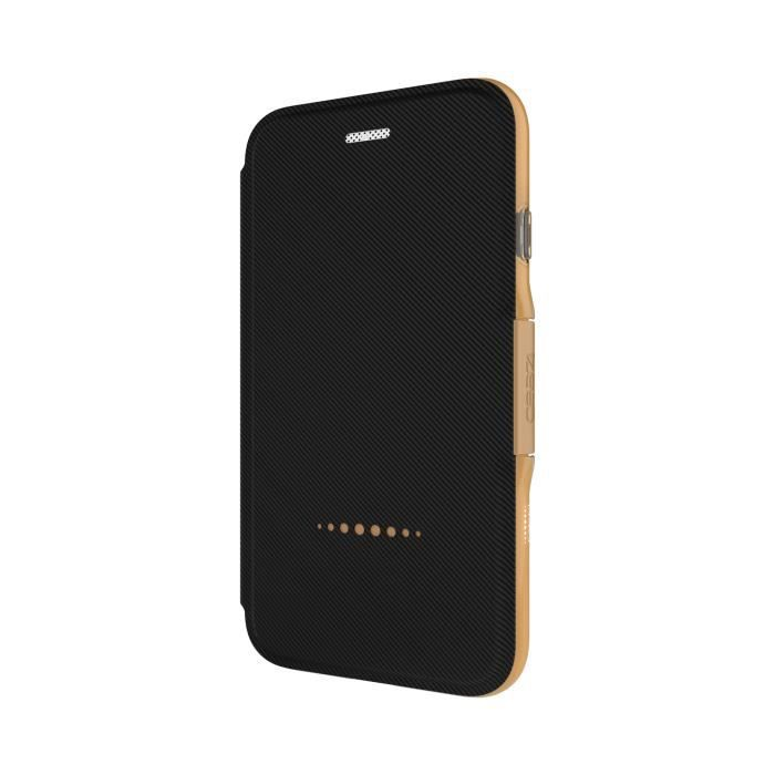 GEAR4 D3O Oxford Coque - iPhone 7 - Or