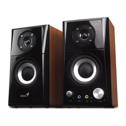GENIUS SP-HF 500 A ENCEINTES PC / STATIONS MP3 ...