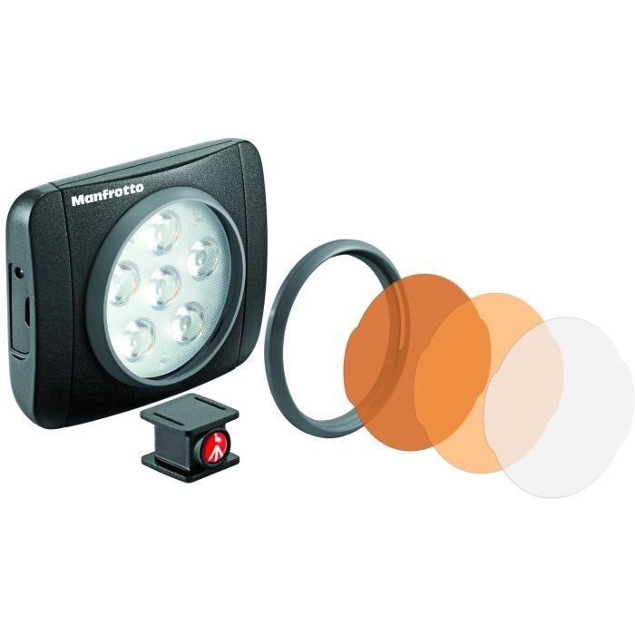 MANFROTTO Lumie Muse 6 Torche LED - Avec accessoires