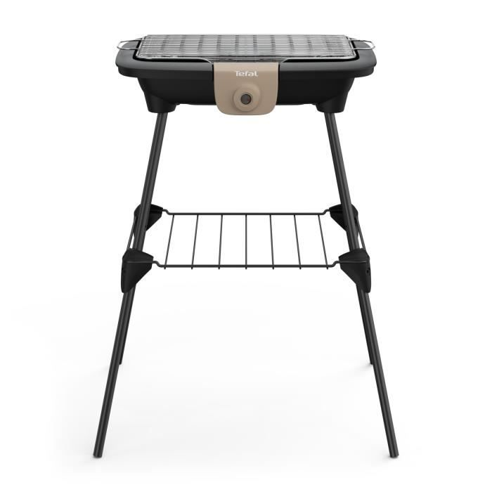 Barbecue de table TEFAL Easy grill pieds - 2300W
