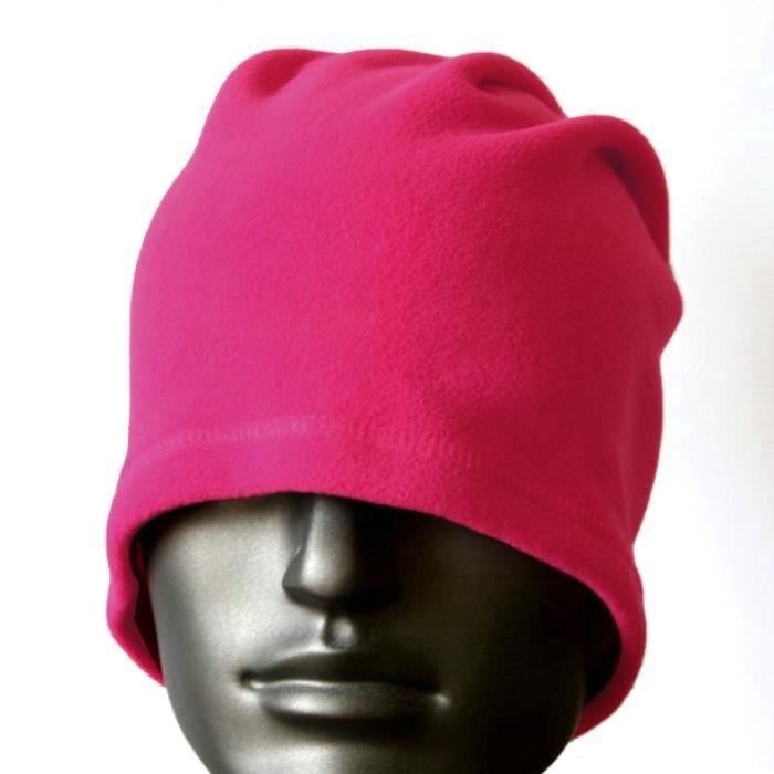 3-EN-1 Fleece Neck Warmer Chapeau Foulard Masque unisexe thermique Ski Wear