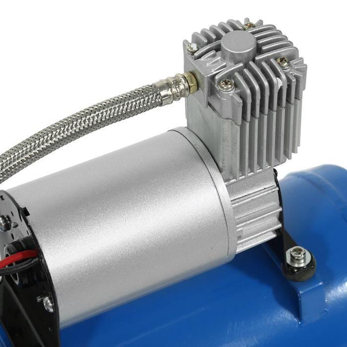 COMPRESSEUR 12V Gonfleur de pneu de compresseur d'air, pompe à hau