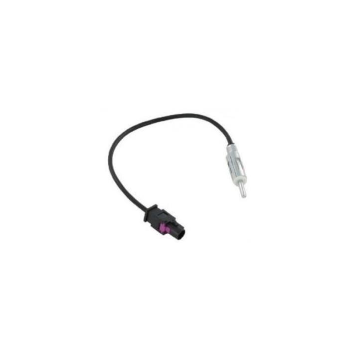Antena Adaptador Mercedes Comand Aps con Doble Ntg Fakra 2//2.5//3//3.5 4//4.5