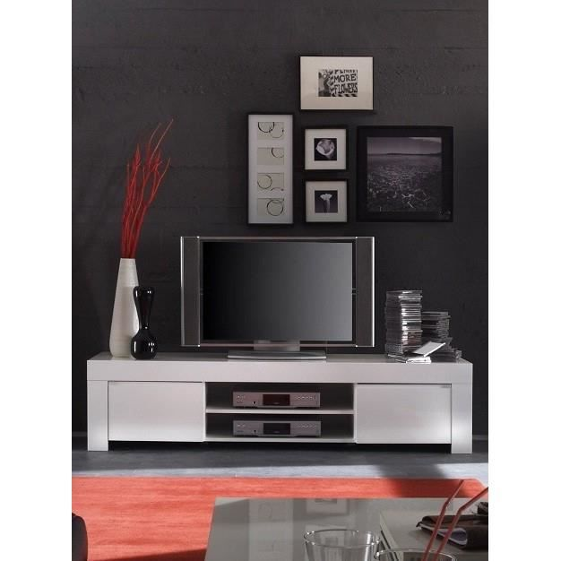 meuble tv plasma design divano l 140 x p 50 x h 45 cm achat vente meuble tv meuble tv. Black Bedroom Furniture Sets. Home Design Ideas