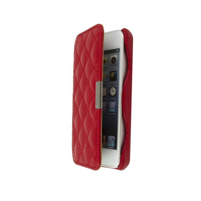 etui housse iphone 5 5s icarer clapet ultra fin achat vente etui housse iphone 5 5s