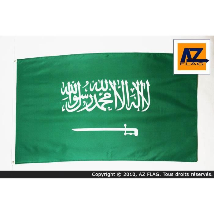 60 x 90 cm Digni Drapeau Arabie Saoudite