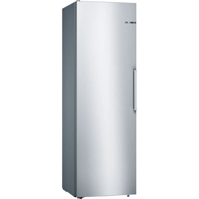 RÉFRIGÉRATEUR CLASSIQUE BOSCH KSV36VL4P Réfrigérateur 1 porte - 346 L - Fr