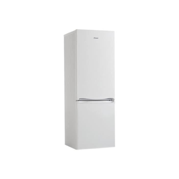 Candy Cmcs 5154w Refrigerateur Congelateur Pose Libre Largeur 55 Cm Profondeur 54 5 Cm Hauteur 150 Cm 194 Litres Achat Vente Refrigerateur Classique Candy Cmcs 5154w Refrigerateur Congelateur Pose Libre