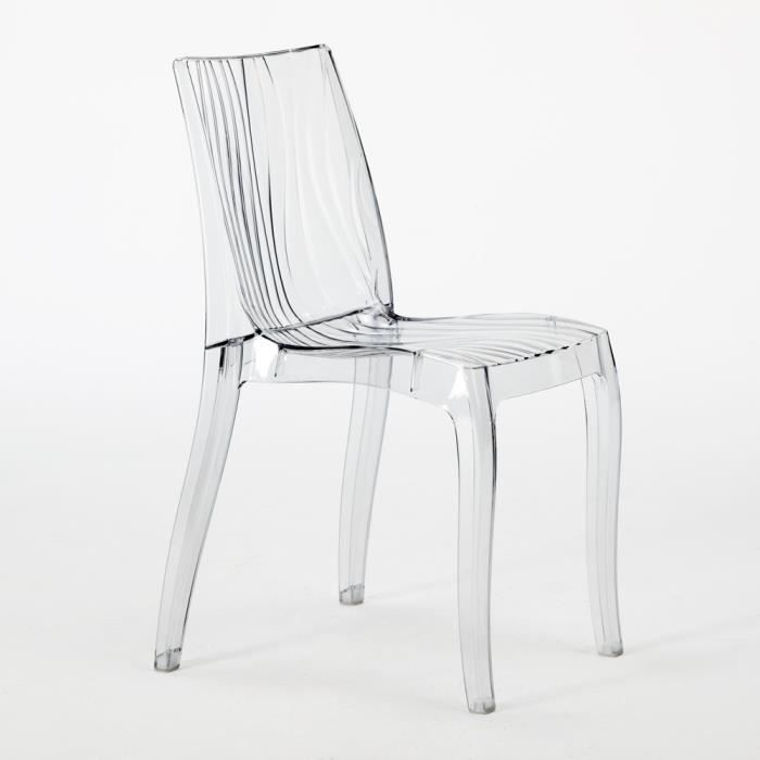 Kartell Bar Italy Chaises La Made Simalar Pour Cuisine Transparent 4 In wP0OXn8k
