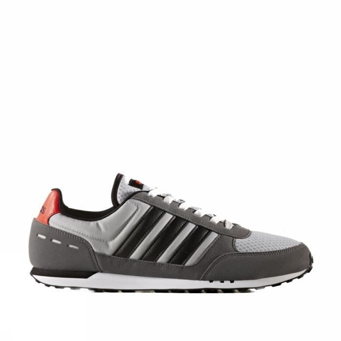 ADIDAS NEO CITY RACER BB9685 MODA HOMME Blanc - Cdiscount Chaussures