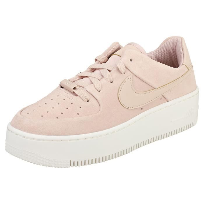 nike air force 1 sage low femme jaune