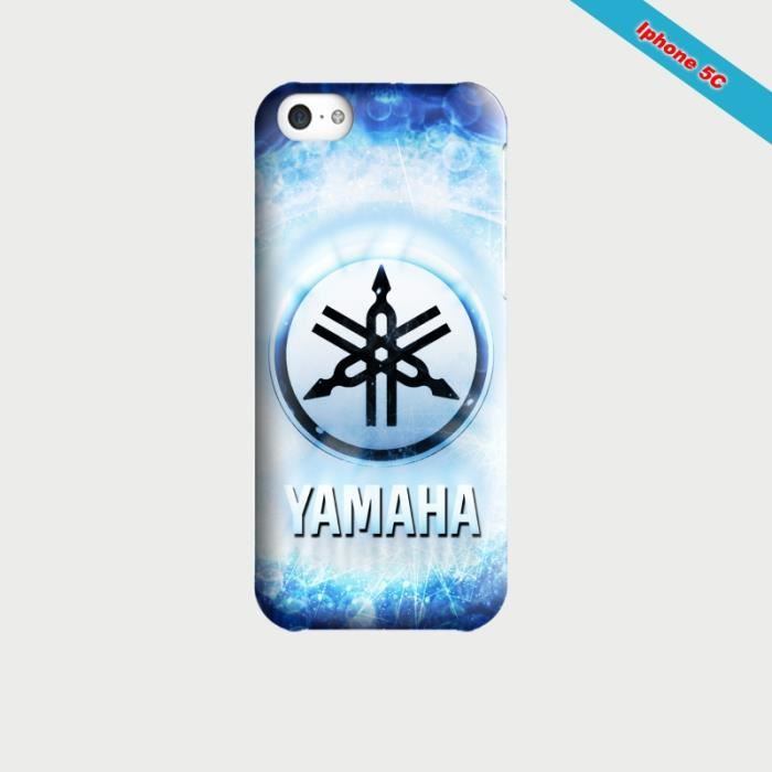 coque iphone 5 yamaha