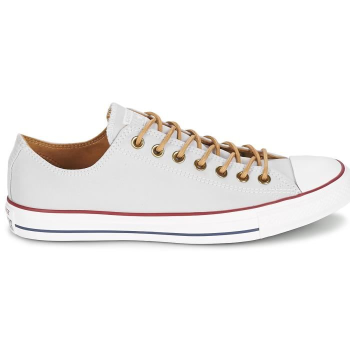 CONVERSE Ctas Ox Chaussure Unisexe - Taille 37 - GRIS