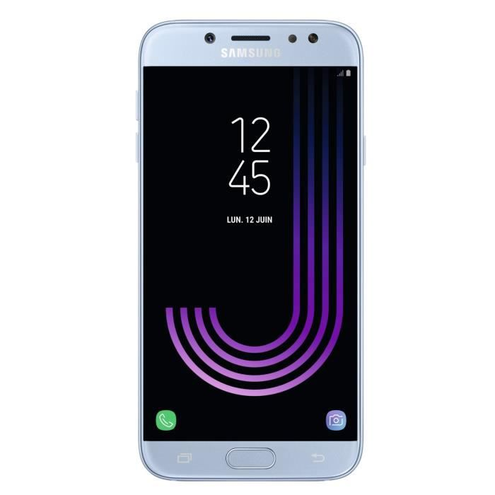 Samsung Galaxy J7 2017 - Un écran sublime - Always on display - Des photos réussies - Le savoir-faire SamsungSMARTPHONE