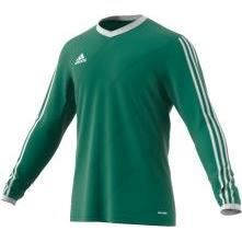 ADIDAS TABE 14 LS JSY T-shirt manches longues junior - Vert