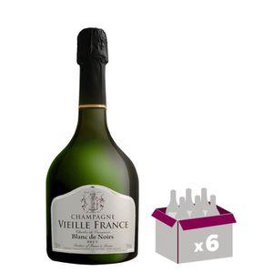 CHAMPAGNE GH MARTEL Vieille France Champagne - Blanc de Noir