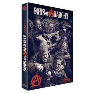 DVD SÉRIE DVD Coffret sons of anarchy, saison 6