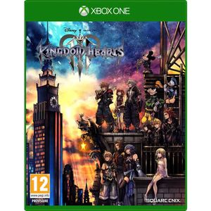 JEU XBOX ONE Kingdom Hearts 3 Jeu Xbox One