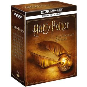 DVD SÉRIE Coffret integral Blu-Ray 4K Harry Potter 1 à 7