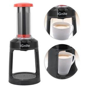 MACHINE À CAFÉ Machine à Expresso Portative Machine à Café ne Néc