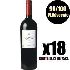 VIN ROUGE X18 Aurus 2005 75 cl Allende AOC Rioja Vin Rouge