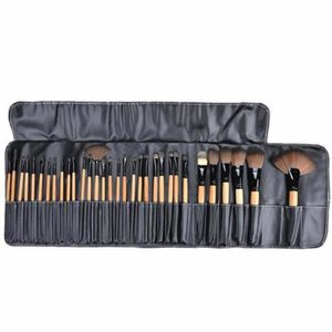 PINCEAUX DE MAQUILLAGE Haute Qualité 32pcs maquillage pinceaux profession